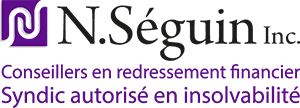 N.Séguin inc. Redressement Financier Logo